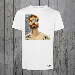 t-shirt mockup Mahmood